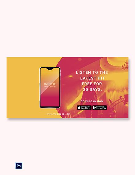 Free Elegant App Promotion Blog Post Template