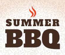 Free Summer BBQ Flyer Template