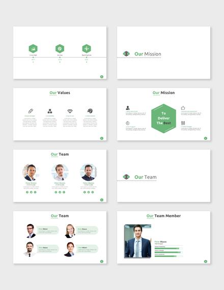 free hexa business presentation template: download 42+ presentations, Business Presentation Template Free, Presentation templates