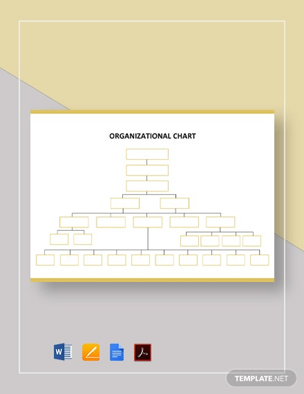 blank organizational chart template  download 112  charts