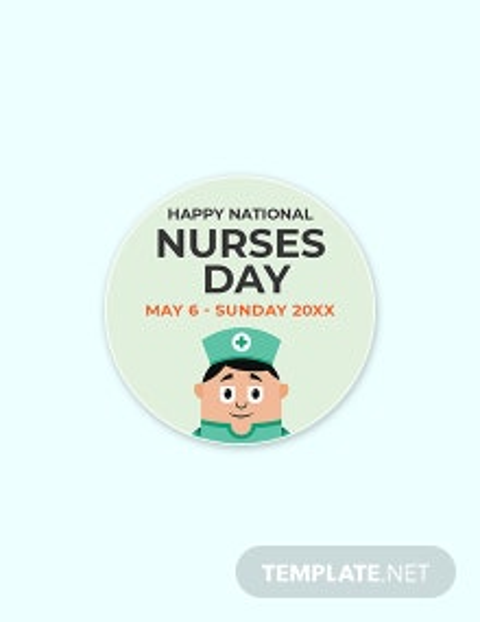 Free Nurses Day Google Plus Header Photo Template