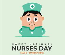 Free Nurses Day Invitation Template