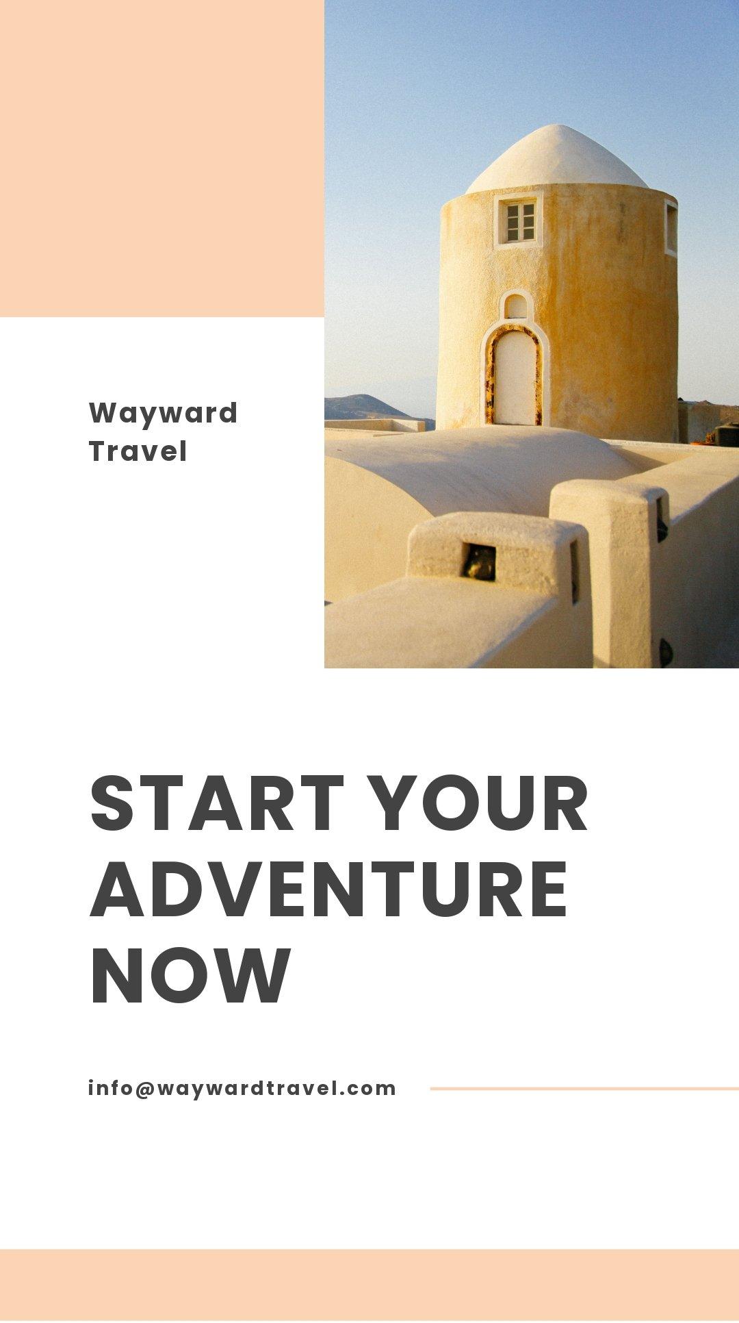 Travel Brands Instagram Story Template