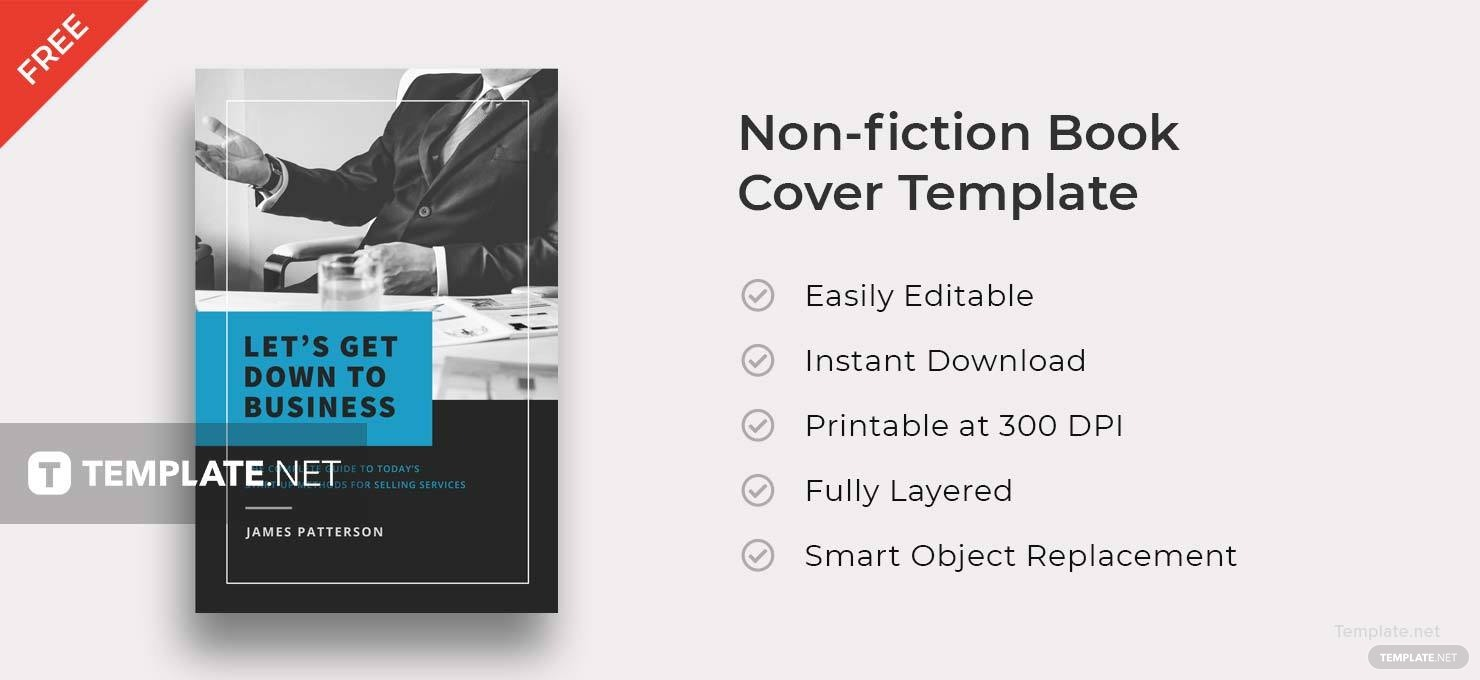 Professional Book Cover Template
