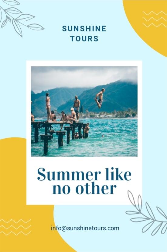 Summer Travel Tumblr Post Template.jpe