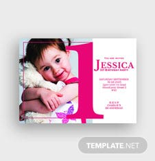 Free 2nd birthday invitation template in adobe photoshop free birthday party invitation template filmwisefo