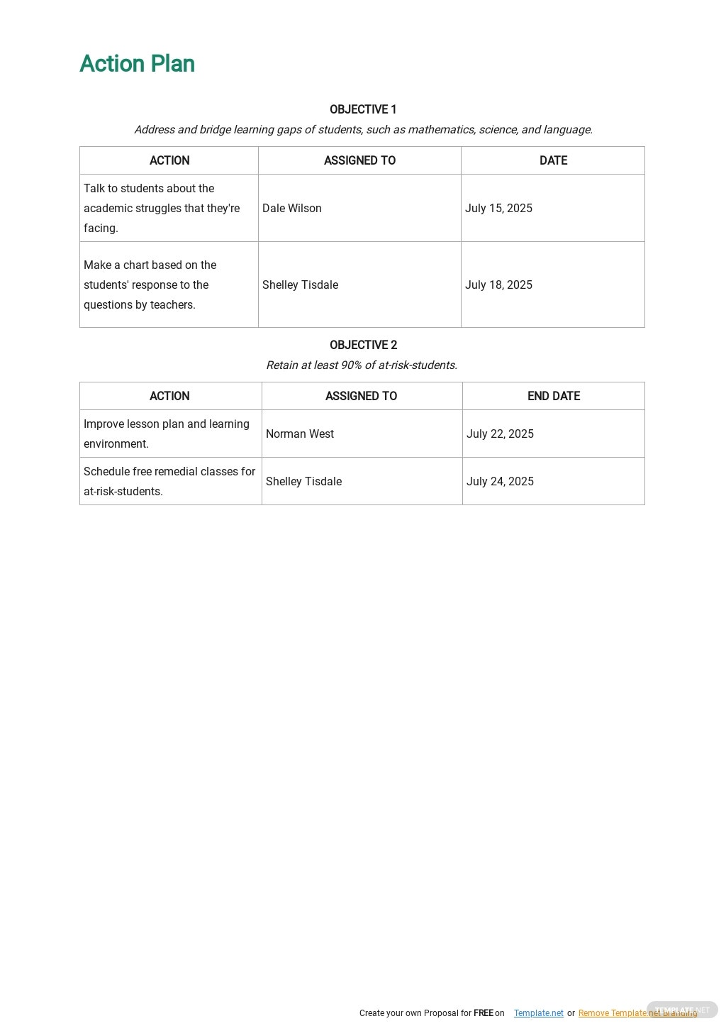 Education Action Plan Template 2.jpe