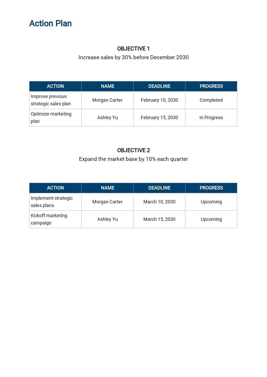 Generic Sales Plan Template 4.jpe