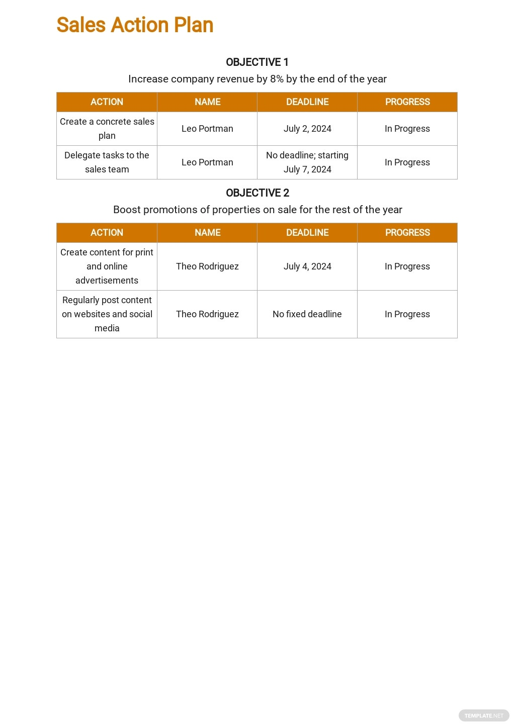 Property Investment Sales Plan Template 4.jpe