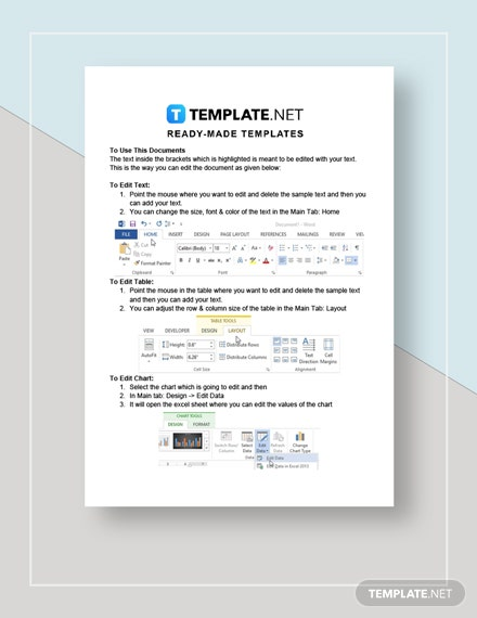 Professional House Cleaning Checklist Template Word