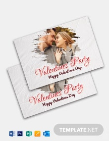 Free Valentine's Day Greeting Card