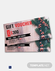 Printable Valentine Day Voucher Template
