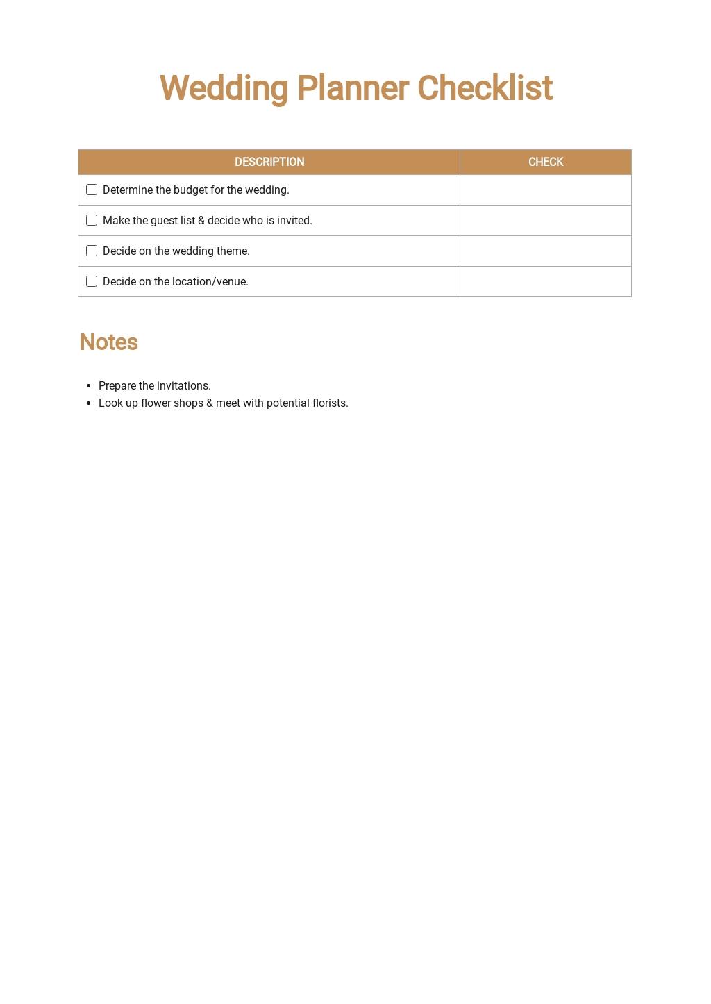 Wedding Planner Checklist Template.jpe