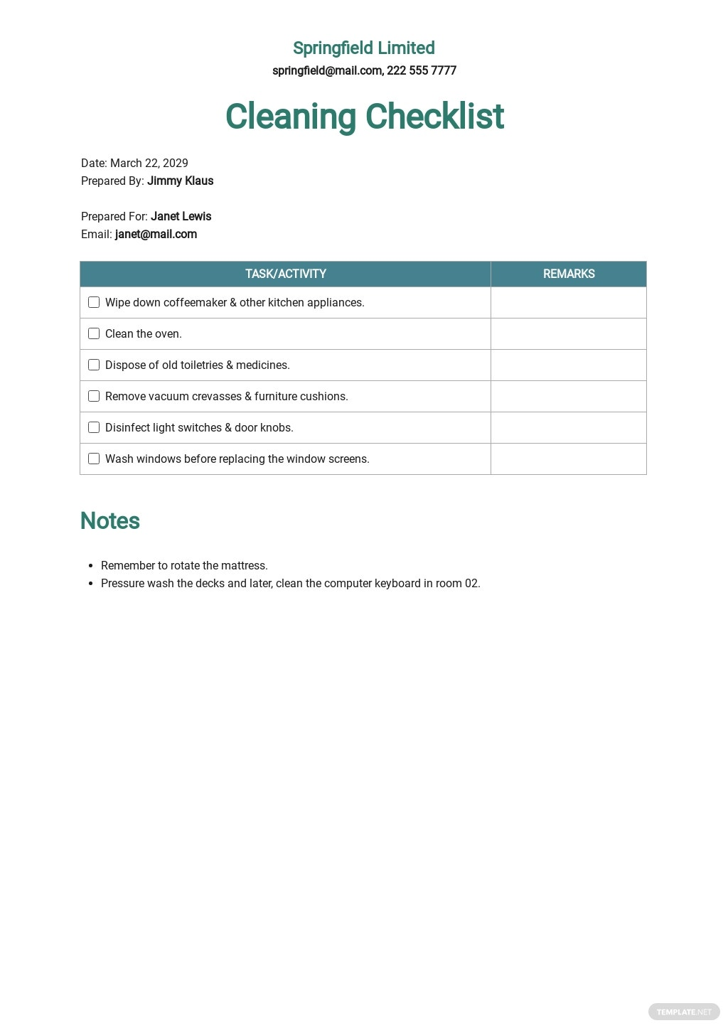 Spring Cleaning Checklist Template.jpe