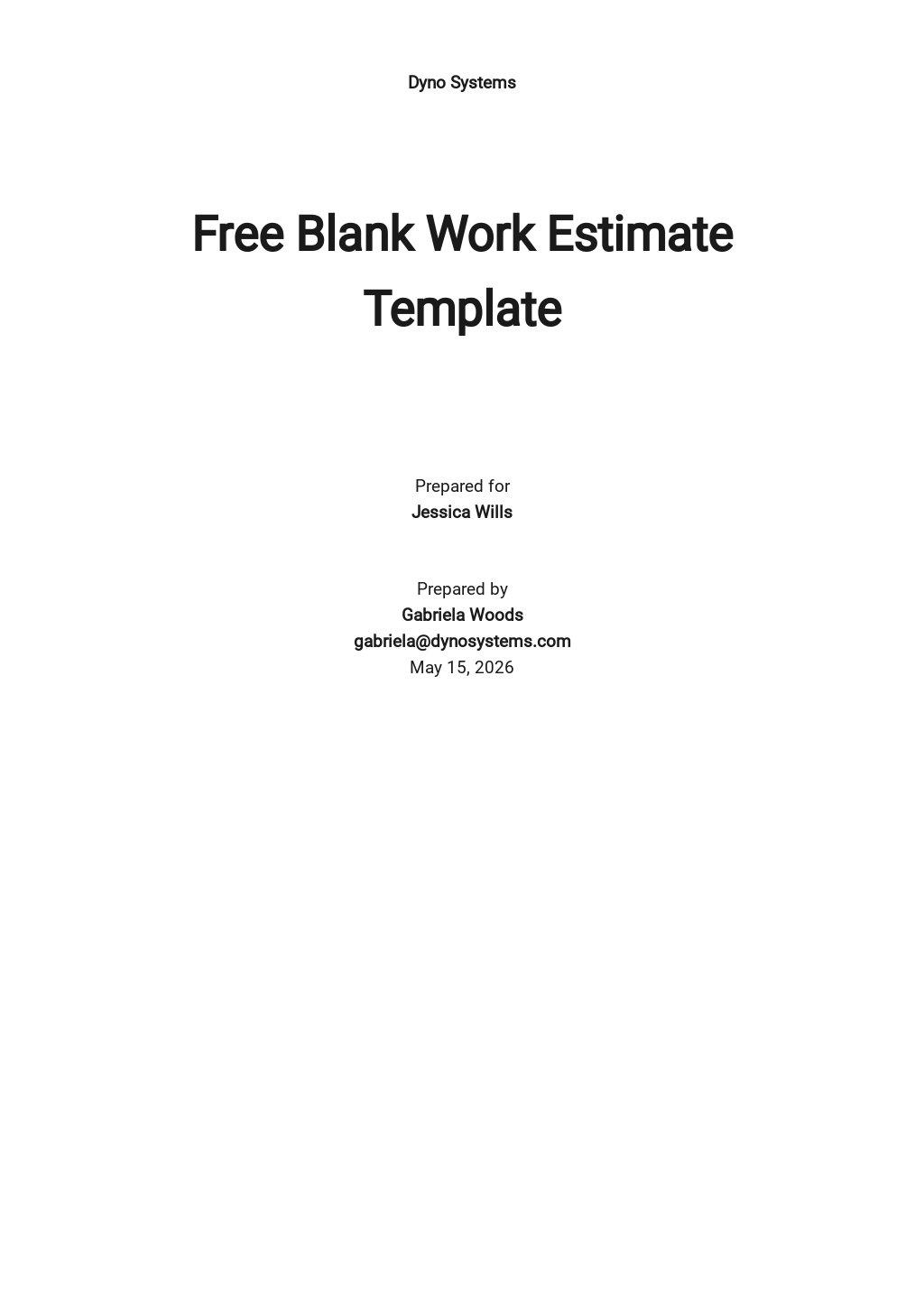 Free Blank Work Estimate Template.jpe