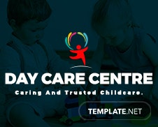 Day Care Center Flyer Template