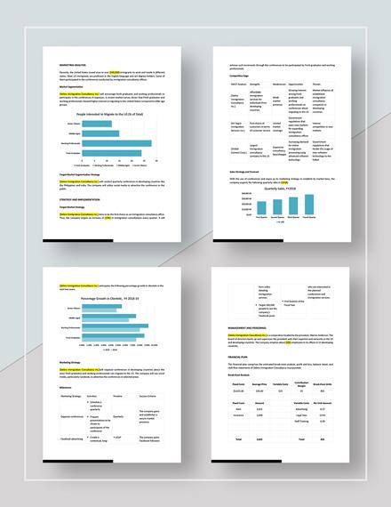 Basic Conference Marketing Plan
