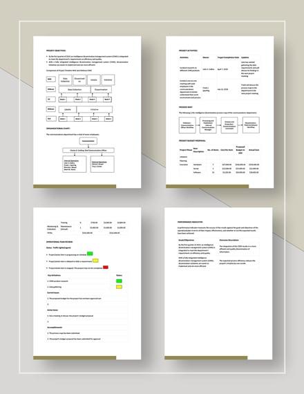 NGO Operational Plan Download