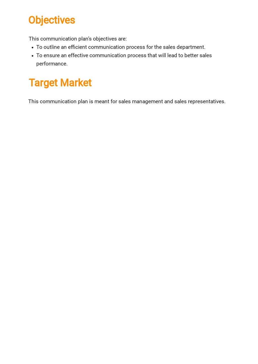 Sales Communication Plan Template 1.jpe