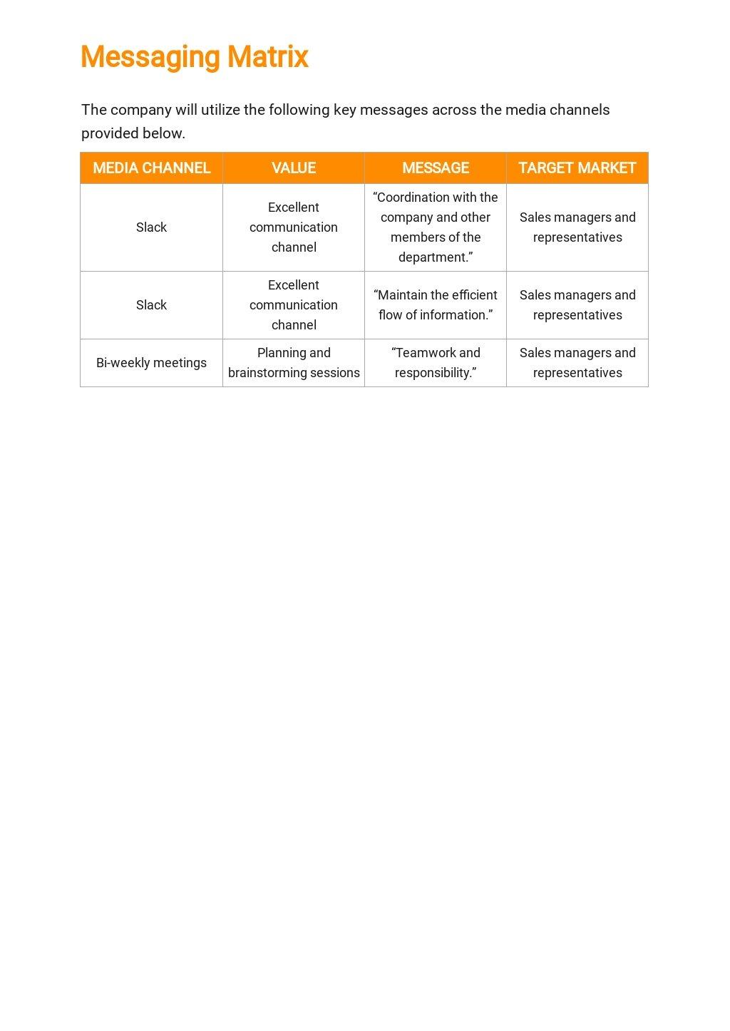 Sales Communication Plan Template 2.jpe