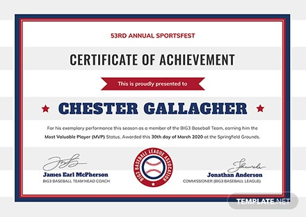 free baseball certificate template download 200 certificates in