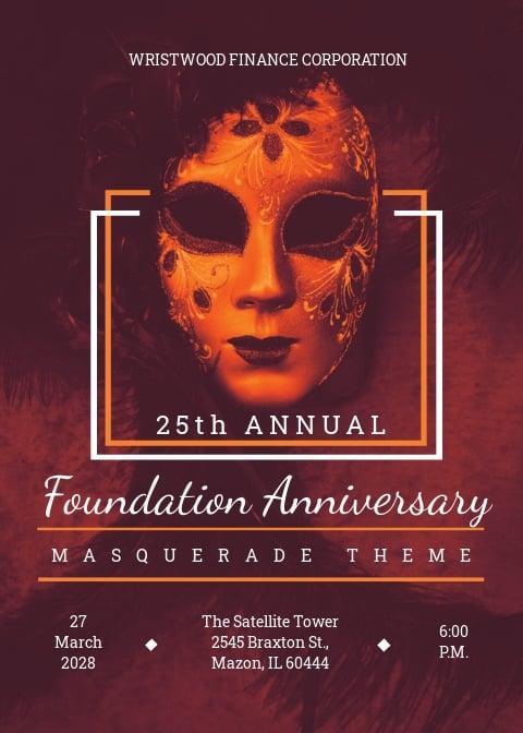 Masquerade Theme Invitation Template.jpe