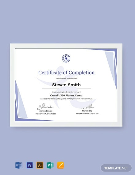 15 Free Training Certificate Templates Download Ready Made Samples