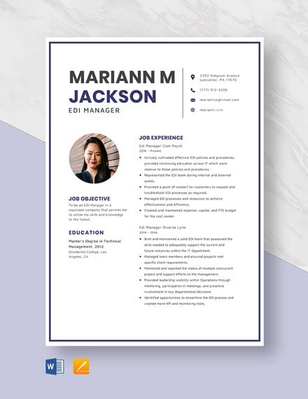 download 10  senior resume templates