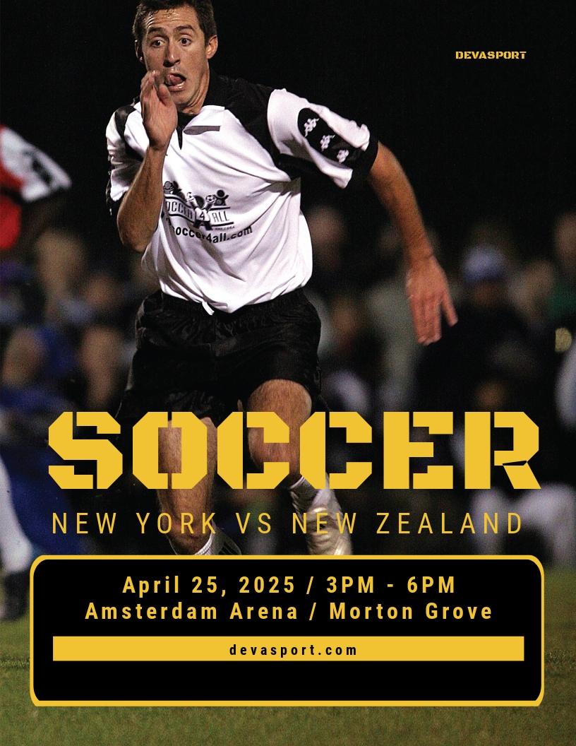 Soccer Sports Flyer Template.jpe