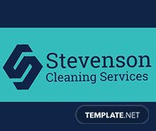 Cleaning Postcard Template