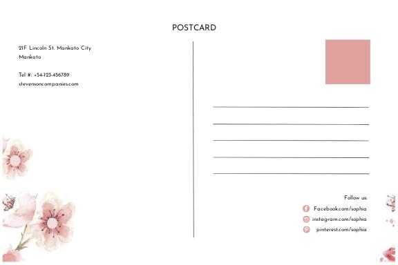 Free Event Planner Postcard Template 1.jpe
