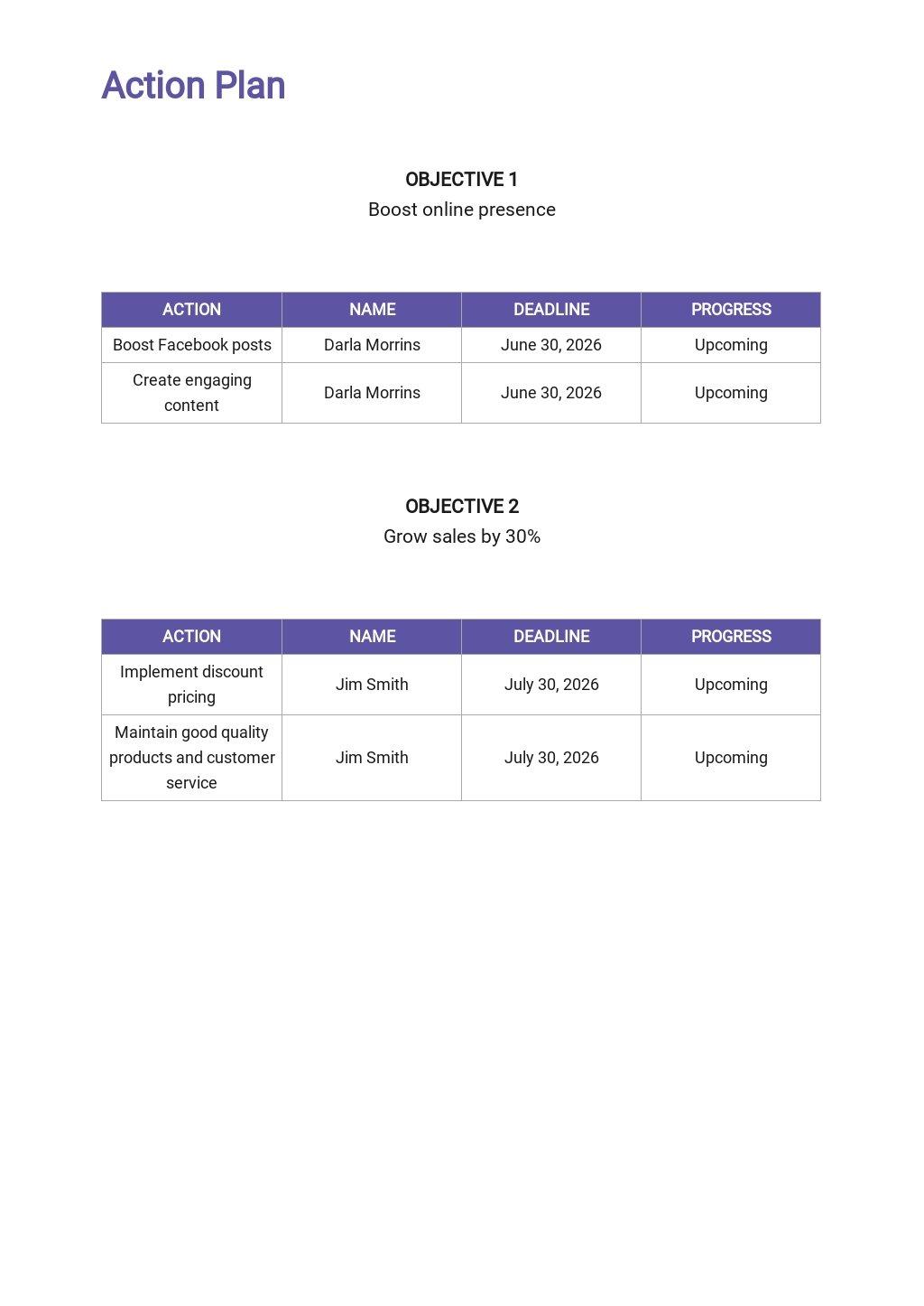 Marketing Plan Desk Calendar Template 4.jpe