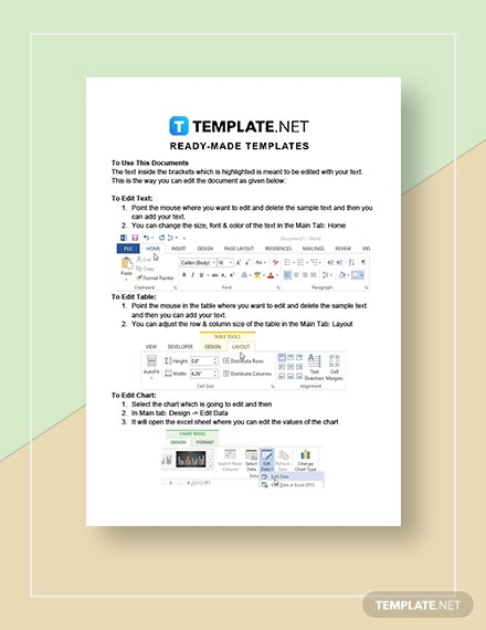 Social Media Marketing Calendar Template [Free Google Docs] - Word, Apple Pages