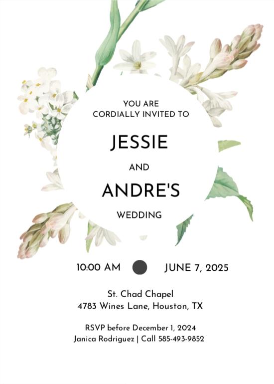 Free Printable Wedding Invitation Template.jpe