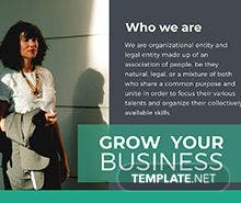 Multi Purpose Business Postcard Template