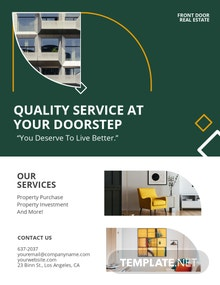 Real Estate Expired Listing Flyer Template
