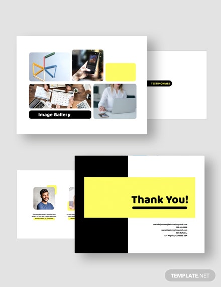 Sample Business Pitch Deck