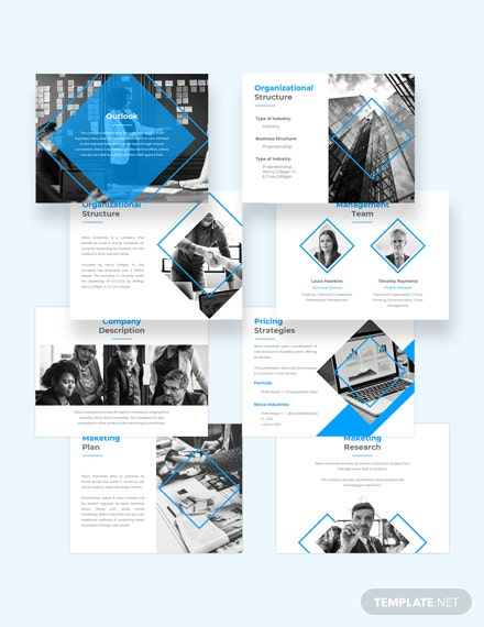 Company Profile Pitch Deck Download