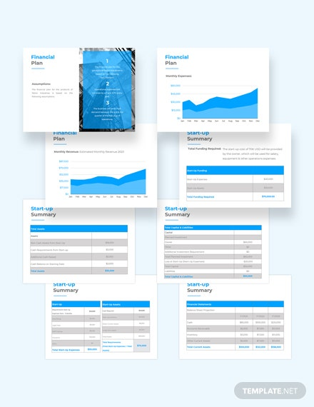 Sample Company Profile Pitch Deck