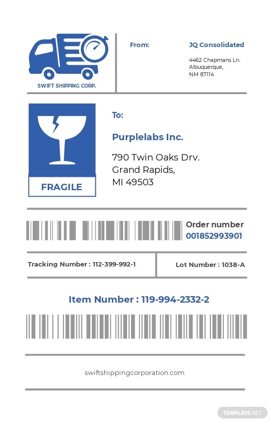 Shipping Label Template.jpe