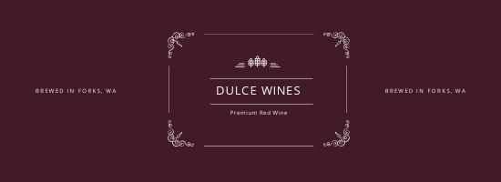 Wine Label Sample Template .jpe