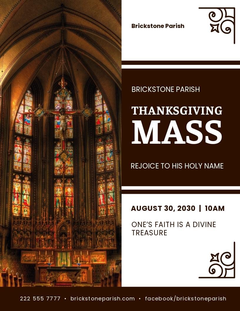 Jesus City Church Flyer Template.jpe
