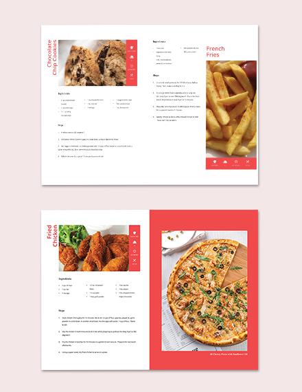 Download Diy Cookbook Template