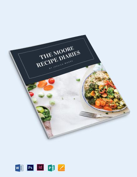 Ebook Cookbook Template