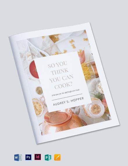 Sales Cookbook Template