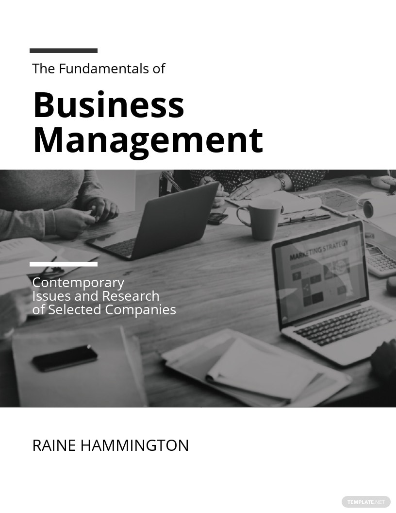 Business Management Book Cover Template.jpe