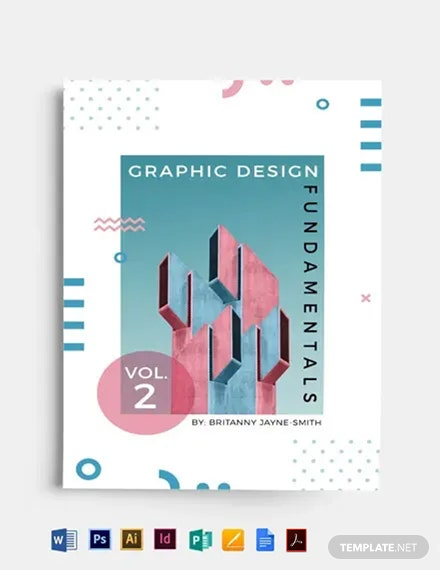 Creative Book Cover Template