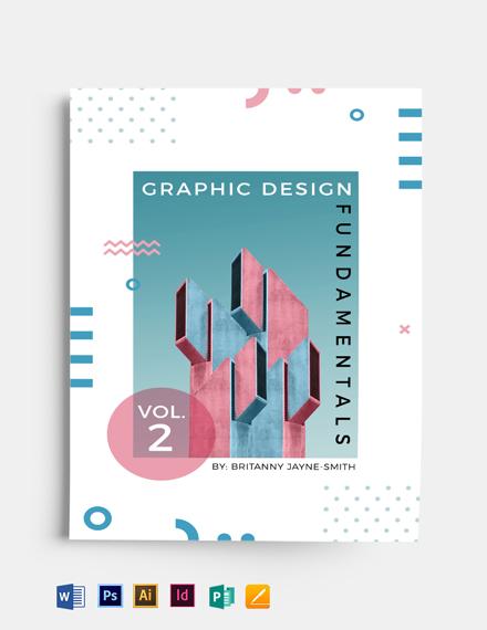 Creative Book Cover Template