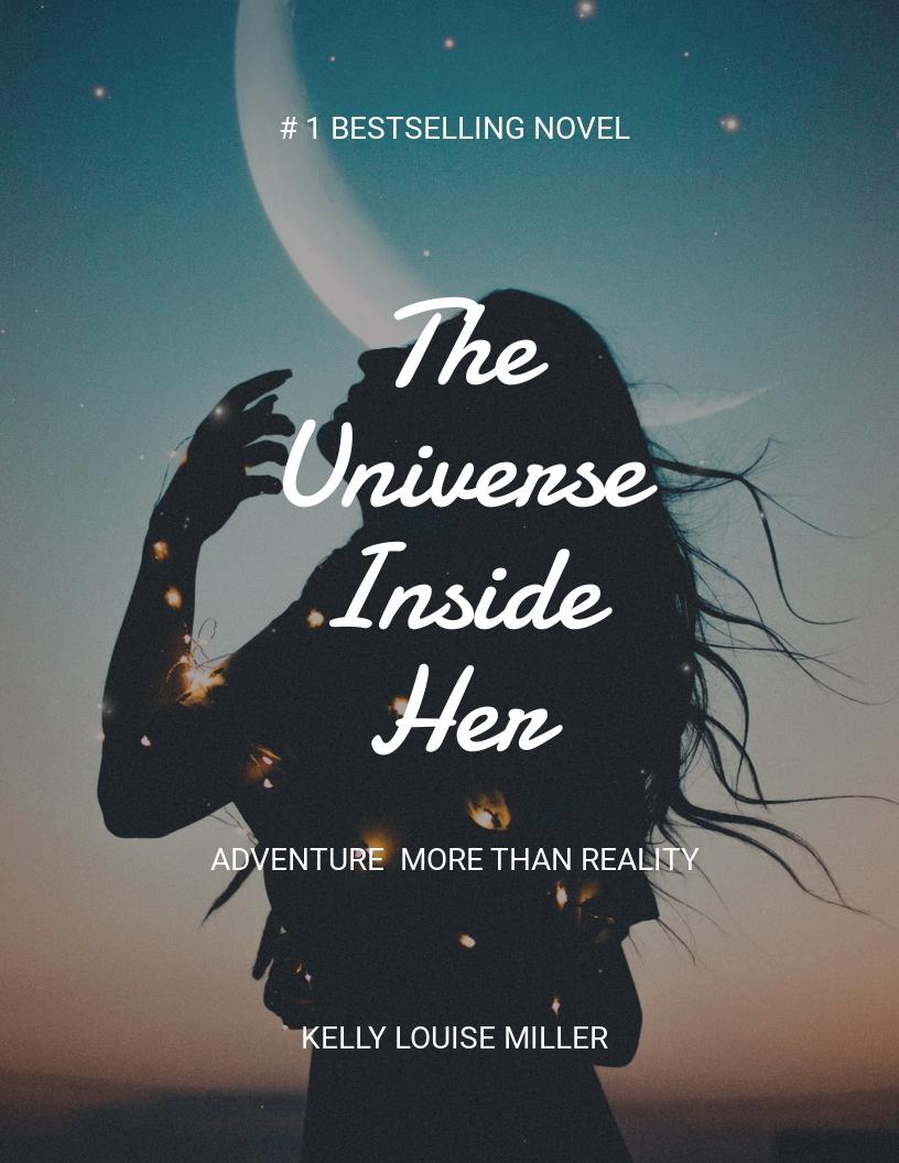 Fantasy Book Cover Template