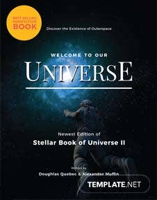 Children's Non-Fiction Book Cover Template